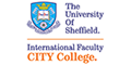 CITY College, International Faculty of the University of Sheffield